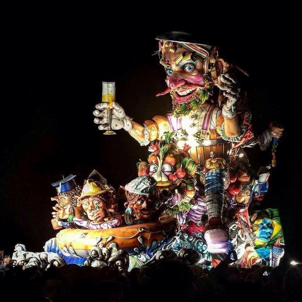 Carnevale di Sciacca. Foto da Wikipedia