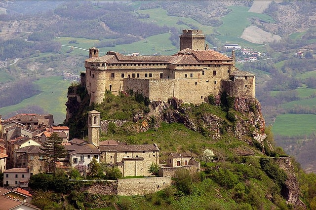 Castello Bardi. Foto da Flickr