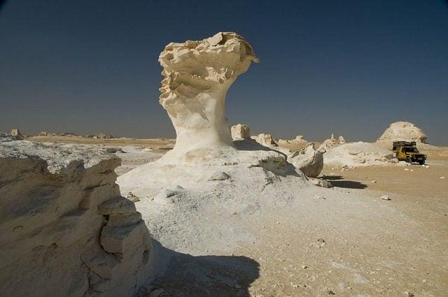 Deserto bianco – Foto Pixabay