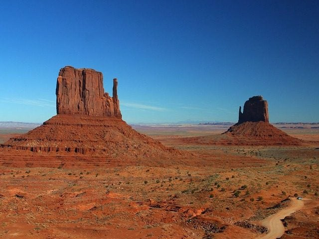 Monument Valley – Foto Pixabay