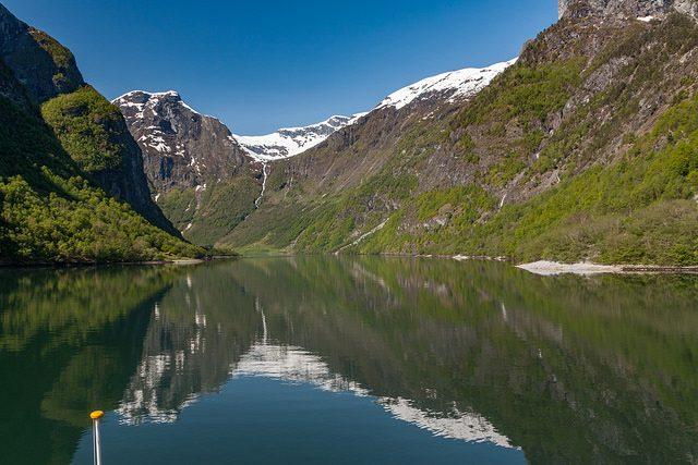 Nærøyfjord – Foto di Markus Trienke