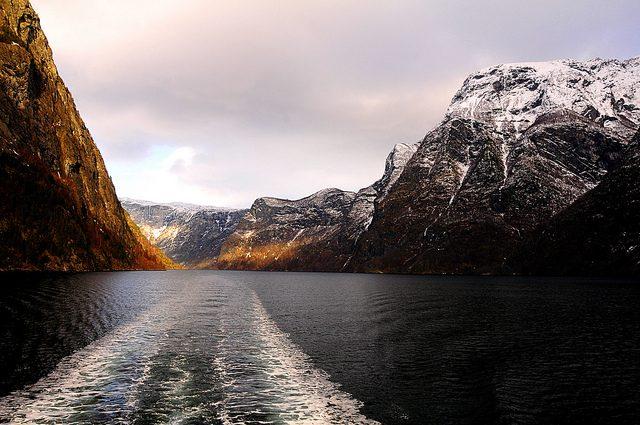 Sognefjord – Foto di Kamil Porebinski
