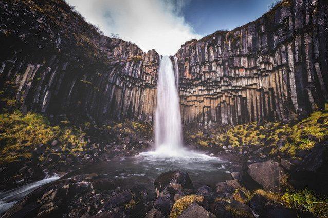 Svartifoss, Islanda – Foto di Andrés Nieto Porras