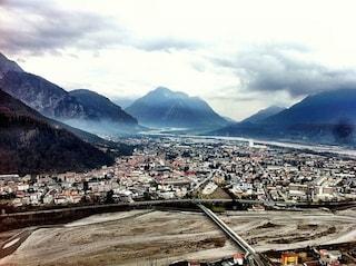 Tolmezzo: il capoluogo della Carnia