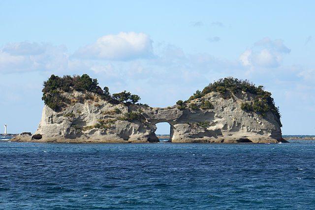 Engetsu Island, Giappone – Foto Wikimedia Commons