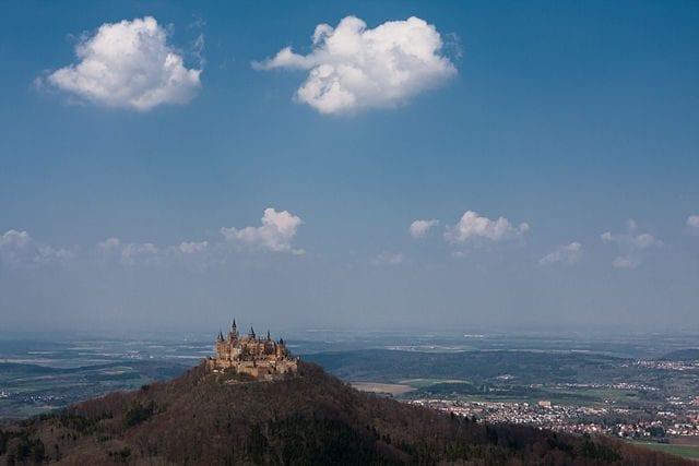 Castello di Hohenzollern – Foto Wikimedia Commons