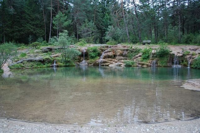 Lagole, Laghetto delle Tose – Foto Wikimedia Commons