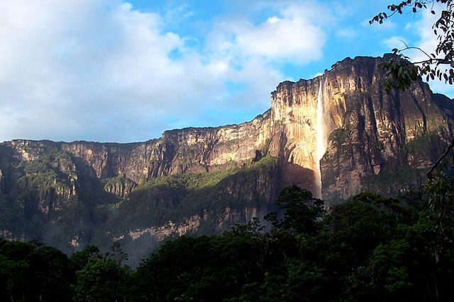 Salto Angel – Foto Wikimedia Commons