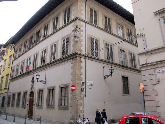 Casa Buonarroti – Foto Wikimedia Commons