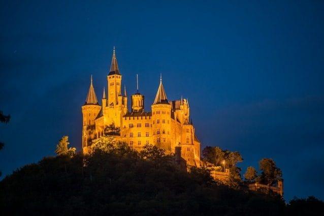 Castello di Hohenzollern – Foto Pixabay