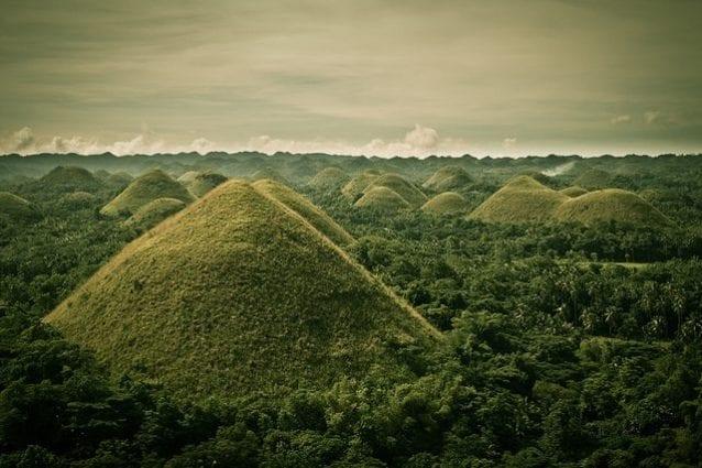 Chocolate Hills – Foto di Didier Baertschiger