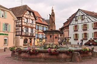 Eguisheim, un delizioso borgo fuori dal tempo
