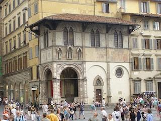 La Firenze nascosta #4 - Loggia del Bigallo, la bellezza inosservata