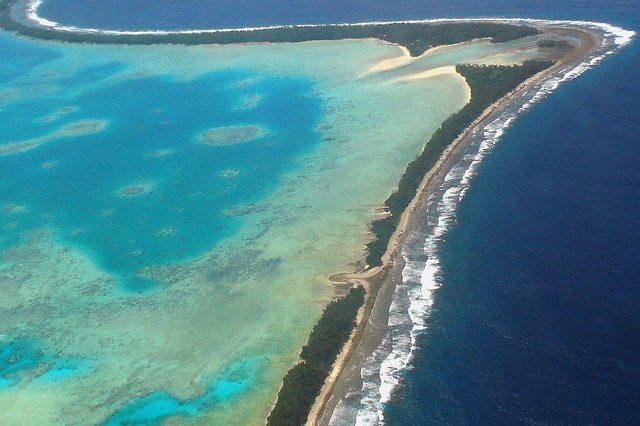 Veduta di Funafuti – Foto di Department of Foreign Affairs and Trade