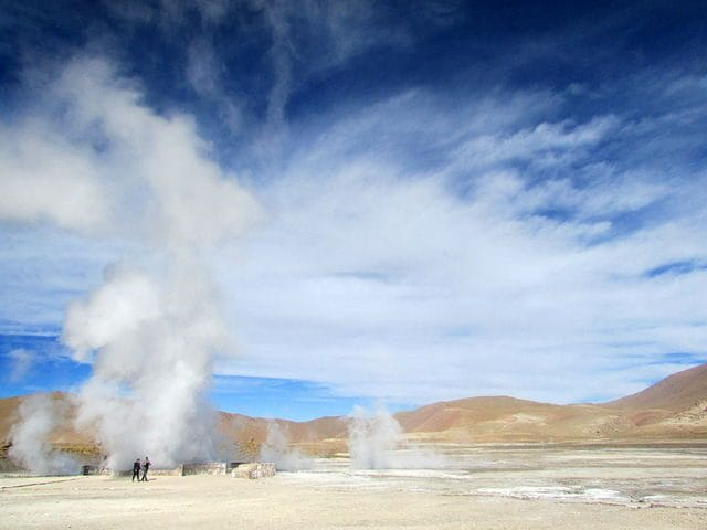 El Tatio, Cile – Foto Wikimedia Commons