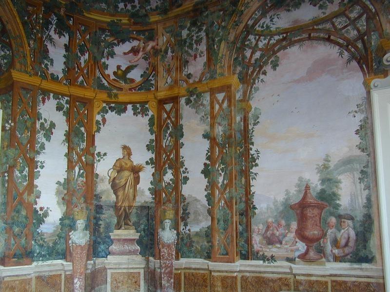 Villa Campolieto. Foto di Lalupa