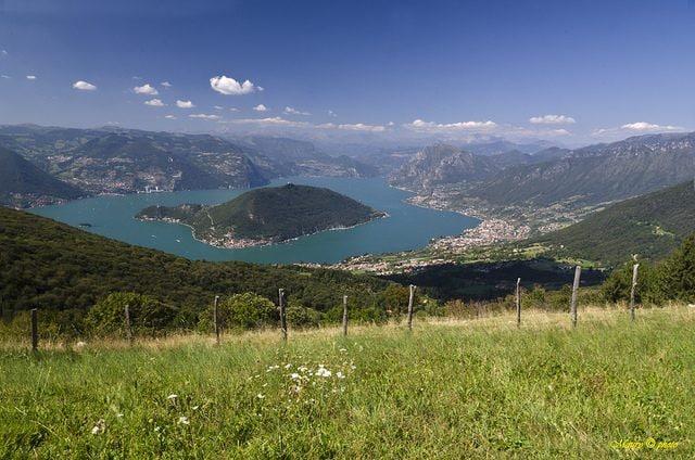 Monte Isola. Foto di Maurizio