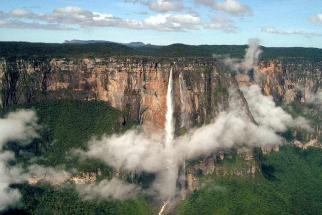 Salto Angel – Foto di Francisco Becerro