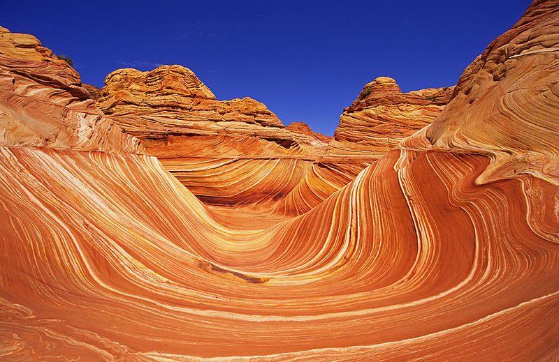 Vermillion Cliffs. Foto da Wikipedia