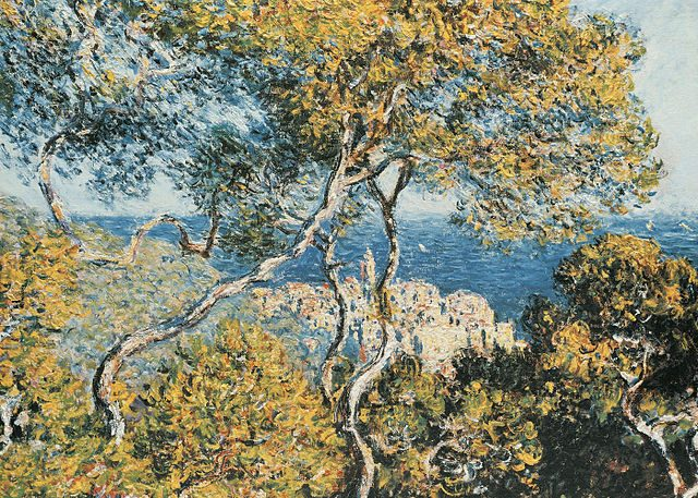 Claude Monet, Bordighera – Foto Wikimedia Commons