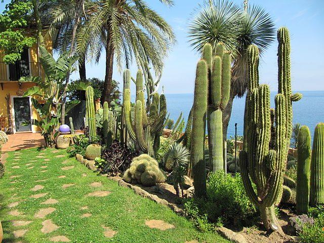 Giardino esotico Pallanca – Foto Wikimedia Commons