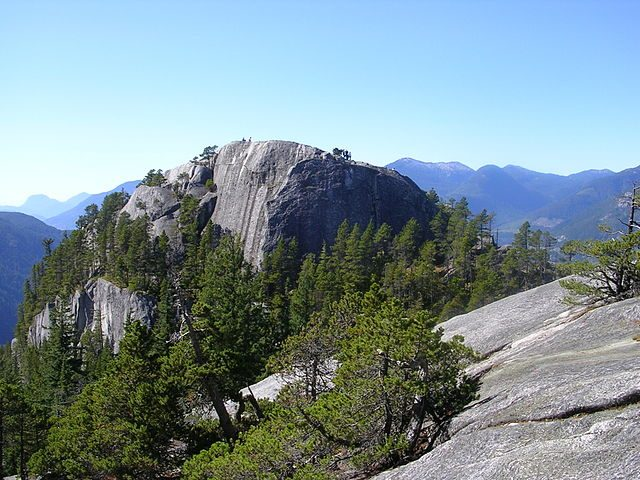 Stawamus Chief – Foto Wikimedia Commons