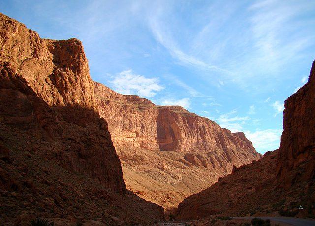 Gole di Todra, Marocco – Wikimedia Commons