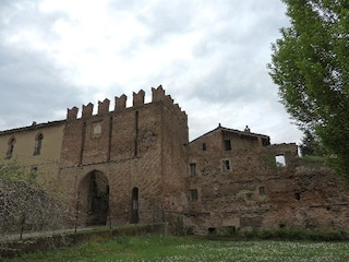 Castello di Sarmato, una roccaforte impregnata di storia