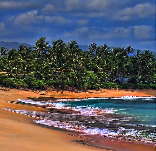 Isole Hawaii. Foto di Scott Hudson