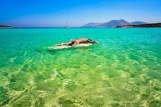 Koufonissi, un tuffo nel paradiso delle Cicladi