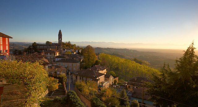 Monforte d'Alba. Foto da Flickr