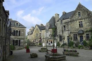 Rochefort-en-Terre, un villaggio dove la fiaba prende vita