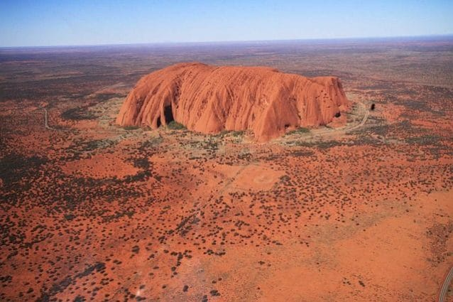 Uluru (Ayers Rock), Australia – Foto Pixabay