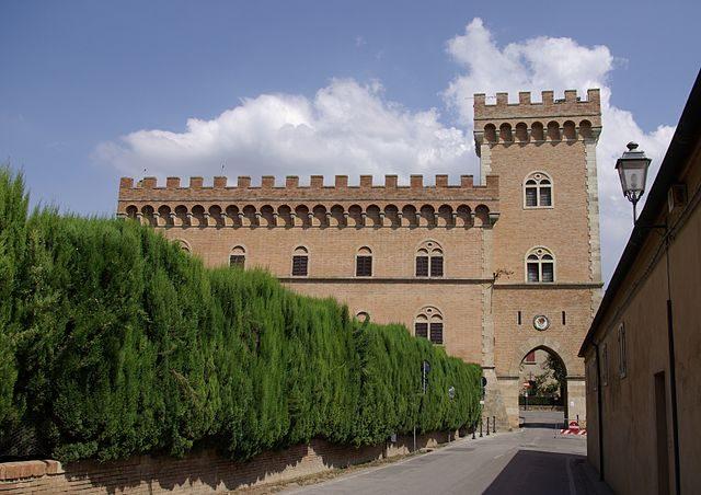 Castello di Bolgheri – Foto Wikipedia