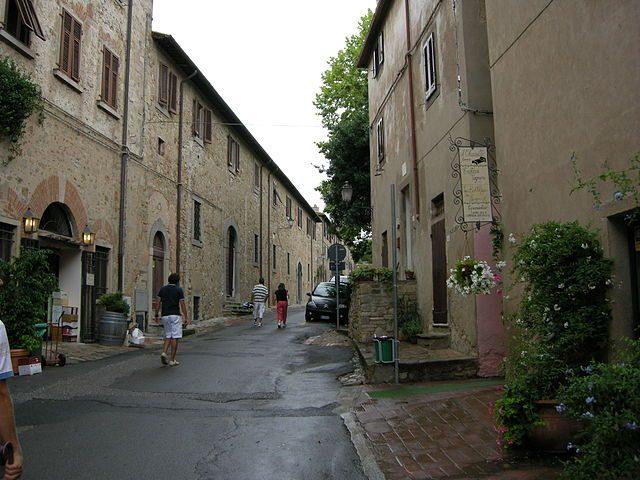Bolgheri – Foto Wikipedia