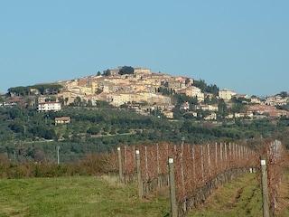 Castagneto Carducci, un borgo intriso di poesia
