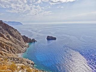 Amorgos: l'isola del profondo blu nelle Cicladi