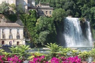 Lo spettacolo di Isola del Liri: una cascata nel cuore della città
