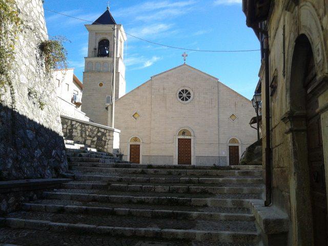 Chiesa di Sant'Antonio di Padova, Capistrello – Foto Wikimedia Commons