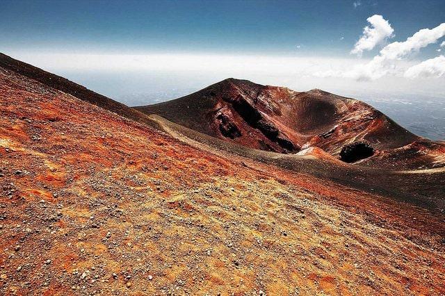 Etna. Foto di Cristiano Corsini