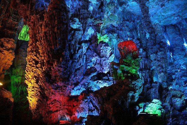 Grotta del Flauto di Canne – Foto Bernt Rostad