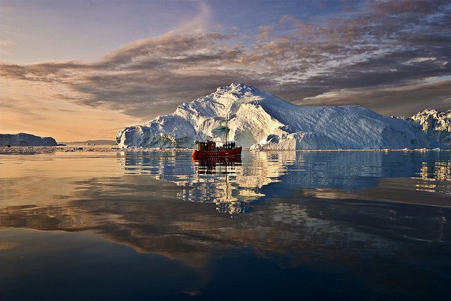 Ilulissat Icefjords – Foto di Greenland Travel