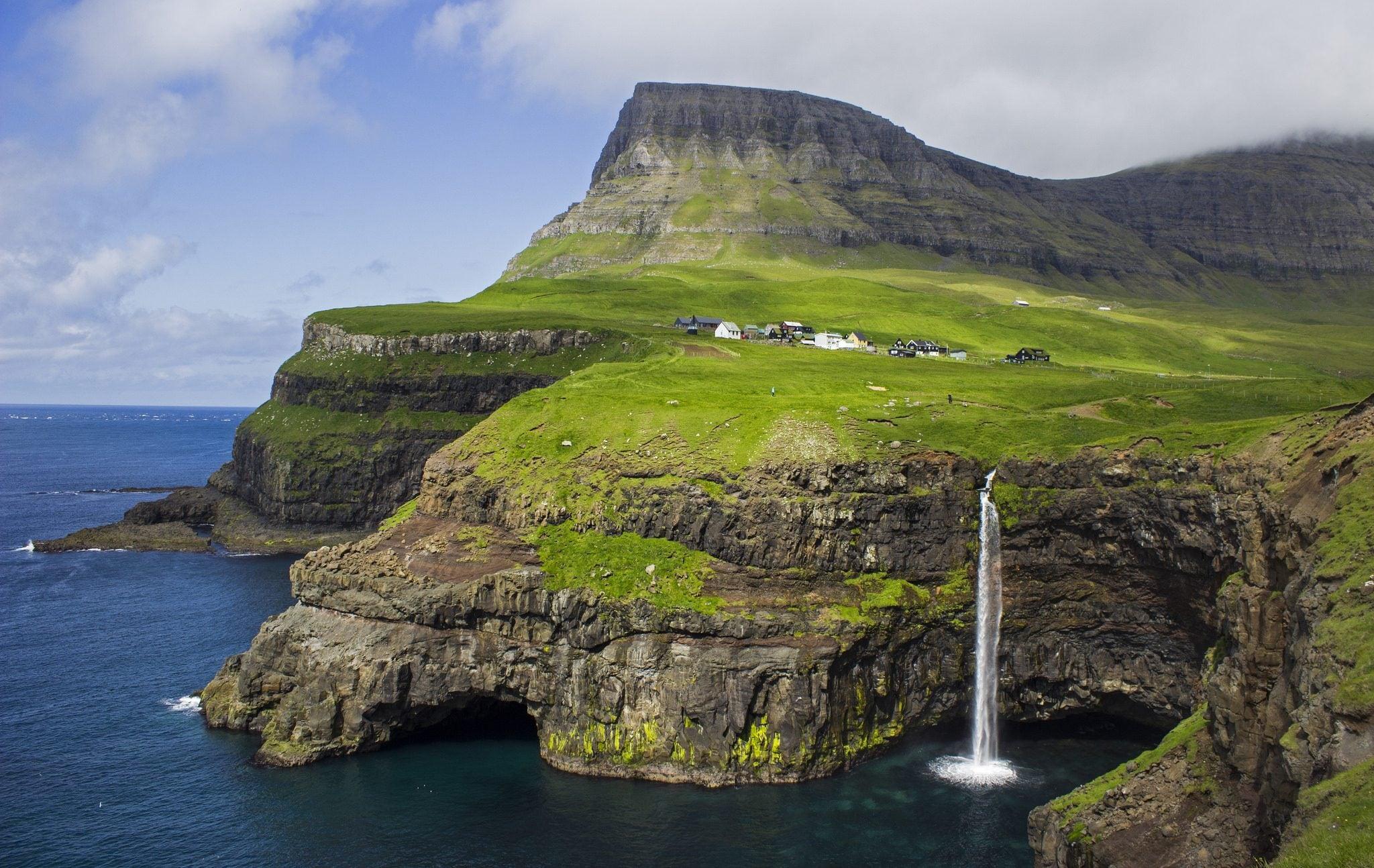 Isole Faroe. Foto di Stefan Wisselink