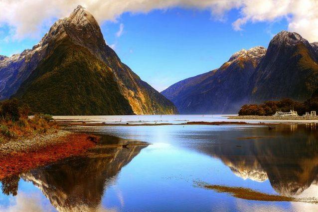 Milford Sound, Nuova Zelanda – Foto di Paul Bica