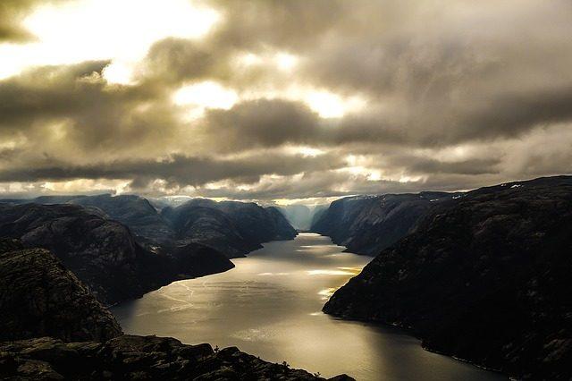 Lysefjord – Foto Pixabay