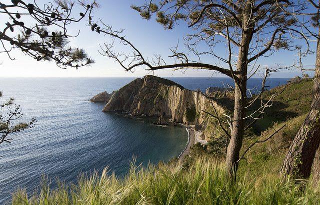 Playa del Silencio. Foto di Calvin Smith