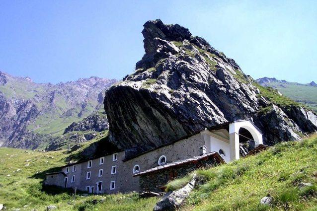 San Besso. Foto da Wikipedia
