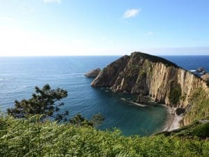 Playa del Silencio. Foto da Flickr