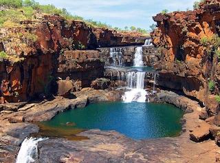 Mitchell Falls: le spettacolari cascate sacre in Australia