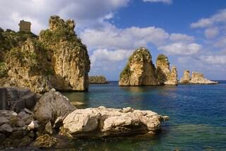Scopello, un pittoresco borgo sul mare della Sicilia